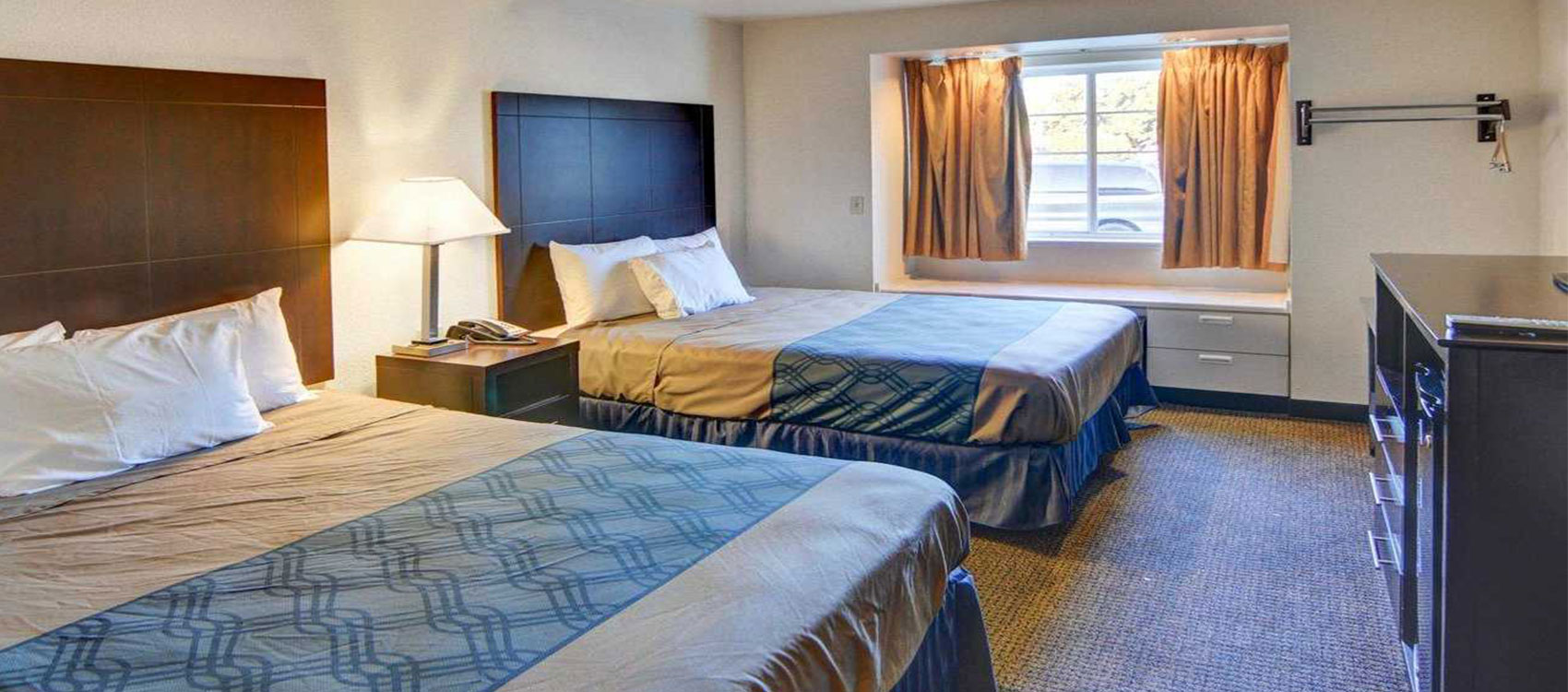 Hotel in Lewisville, TX Double Bed Room